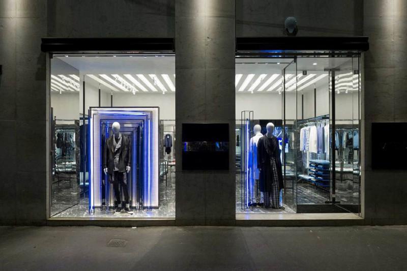 La Perla Uomo, Via Manzoni – Milano