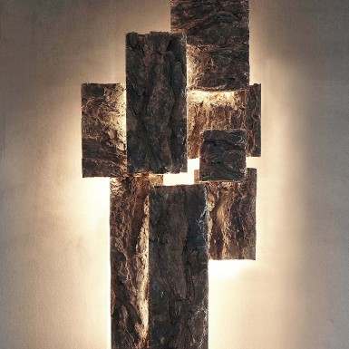écorce collection - wall lamp
