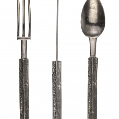 CUBISM - stainless steel cutlery