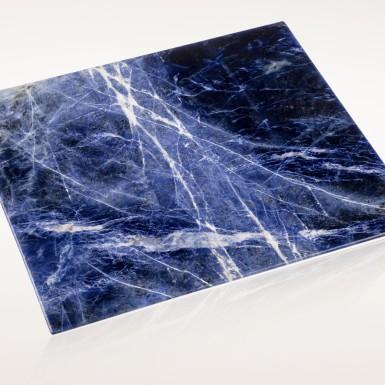 Blu sodalite marble