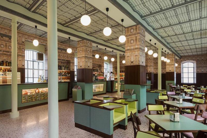 Bar Luce – Fondazione Prada, Milan