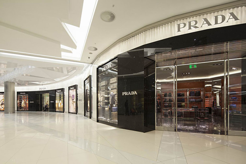 Prada, Sandton City Shopping Center – Johannesburg