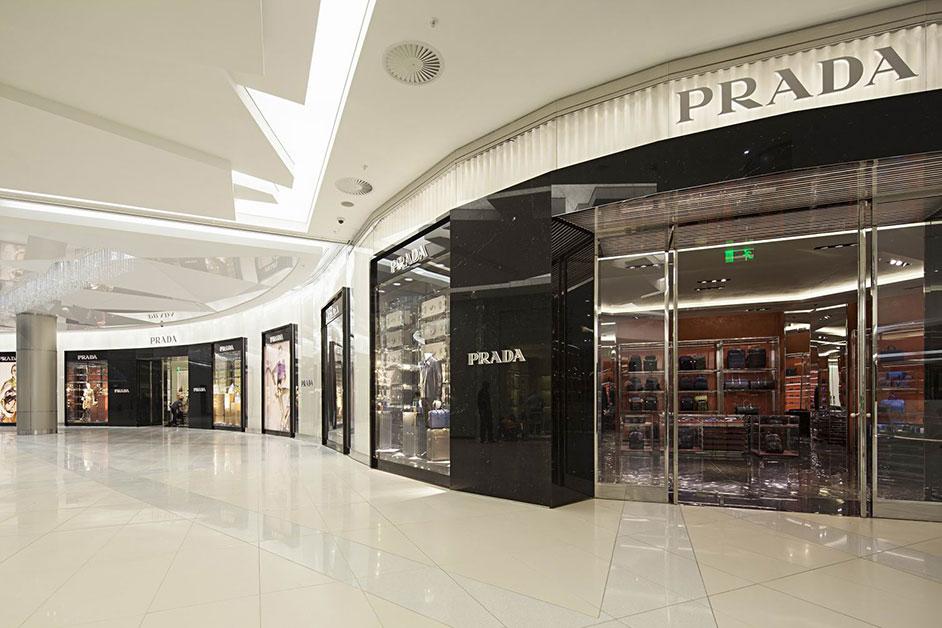 Prada, Sandton City Shopping Center – Johannesburg