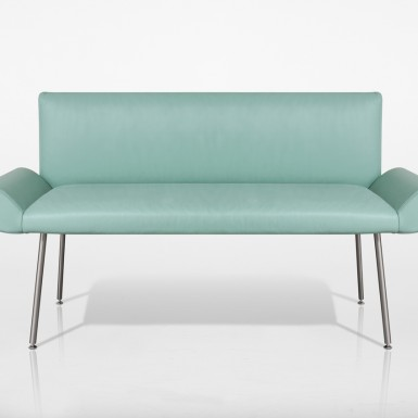 GINEVRA SOFA IN VELVET (DESIGNED FOR QUINTI SEDUTE)